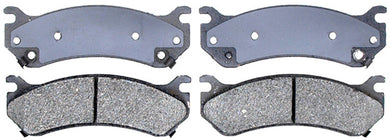 AC Delco/GM Ceramic Front Brake Pads #19264381