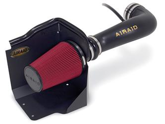 Airaid 201-197 Cold Air Intake GM GAS