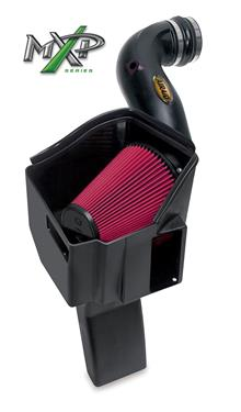 Airaid 201-281 Cold Air Intake; MXP Series; 2011-12 Duramax 6.6 LML