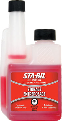 STA-BIL 22209 Fuel Stabilizer, 236 ml