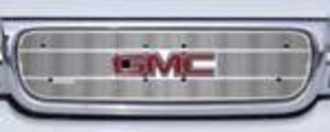 Cloud-Rider Designs 28-240  All Season Round Screen - Stainless Steel Grille - GMC