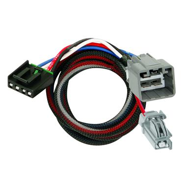 Tekonsha 3023-P Trailer Brake System Connector/ Harness; For Use With All Tekonsha Trailer Brake Systems; Ram