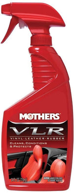 Mothers 36524 VLR VinylLeatherRubber Care - 24 oz