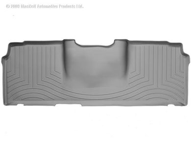 Weathertech 460123 Gray Rear Liner - Ram Megacab/Long Crew