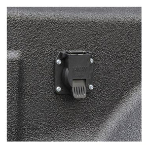 CURT 57010 Trailer Wiring Connector; For Use With Remote In-Bed Wiring and Fifth Wheel Or Gooseneck Hitch