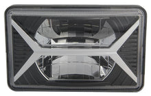 Load image into Gallery viewer, SpeedDemon 4x6 DOT/SAE Sealed Beam Replacement Headlight