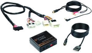 iSimple Gateway Automotive Audio Input Interface Kit for 2007-10 Select Nissan Vehicles