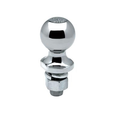 Tow Ready 63882 Trailer Hitch Ball; 1-7/8 Inch Ball; 2000 Pound Gross Trailer Weight Capacity
