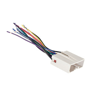 Metra 70-5520 Radio Wiring Harness for Ford 03-Up Power/4 Speaker