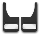 Cloud-Rider Advantage M.F. - Universal Mud Flap 801-12221