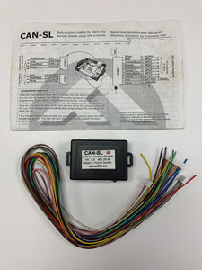 Fortin CAN-SL - CAN BUS DATA INTERFACE KIT - SELF LEARNING