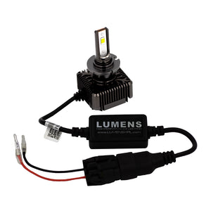 LumenHPL High Quality OE LED Replacement Bulb - Replaces ONE D2R/D2S or D4R/D4S HID Bulb