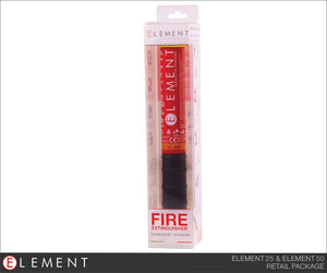 ELEMENT 40050 50 SEC. FIRE EXTINGUISHER