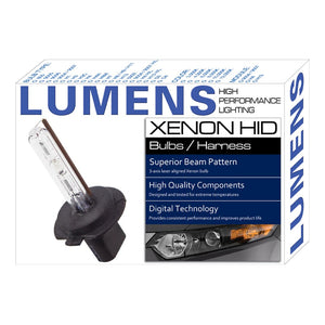 LumensHPL Xenon HID Headlight Bulbs - Replaces H11 or equivalent bulb