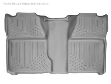 Weathertech 460660 Gray Rear Liner 2007-13/14 GM Crewcab