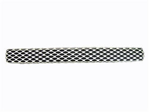 Street Scene 950-77155 Bumper Grille Insert; Speed Grille (TM); For Use With Factory Bumper; Mesh; Satin; Aluminum