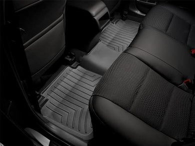 Weathertech 441052 Black Rear Liner - Jeep JK