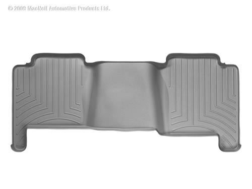 Weathertech 460052 Gray Rear Liner - Ford F150 Supercrew