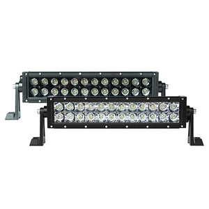 "SpeedDemon 12"" Dual Row Light Bar - DRC12 (Silver & Black Ops)"