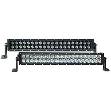 "Load image into Gallery viewer, SpeedDemon 20"" Dual Row Light Bar - DRC20 (Silver & Black Ops)"