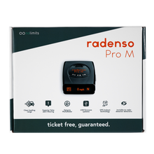 Load image into Gallery viewer, Radenso PRO-M Radar Detector