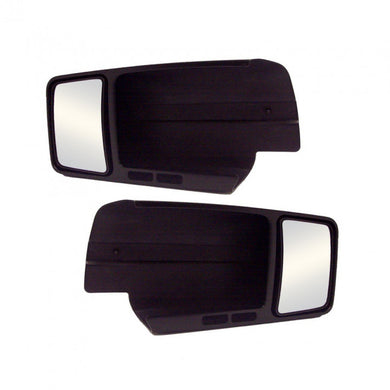 CIPA USA 11800 Exterior Towing Mirror; Slide On; Drivers and Passengers; Ford F150