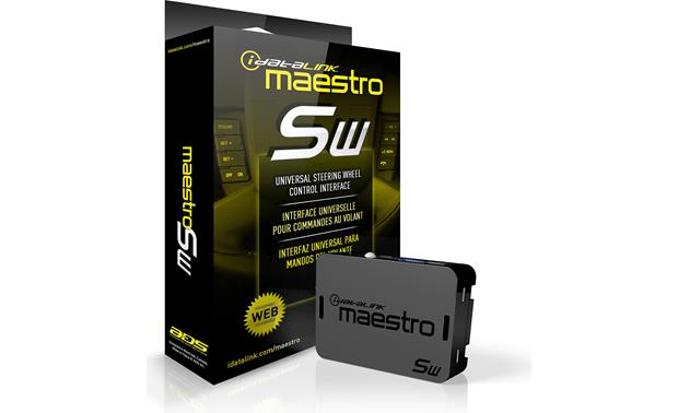 iDatalink MAESTRO SW-UNIVERSAL STEERING WHEEL INTERFACE