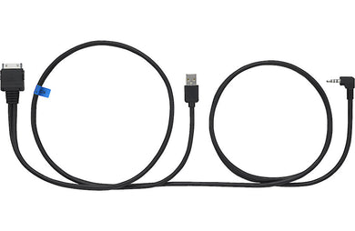 Kenwood iPod® Audio/Video Connection Cable