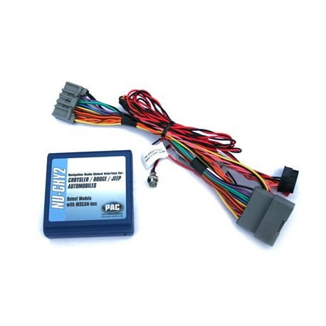PAC - Chrysler Navigation Unlock Interface (Discontinued)