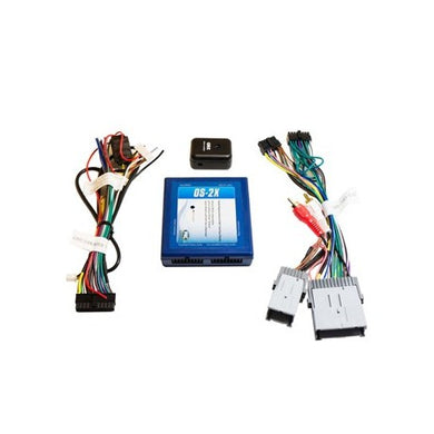 PAC - Radio Replacement Interface with Onstar Retention for Class II General Motors Vehicles