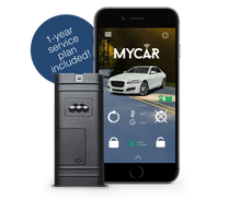 Load image into Gallery viewer, MyCar Smartphone App/Apple Watch App (Additional Equipment Required for Remote Start)