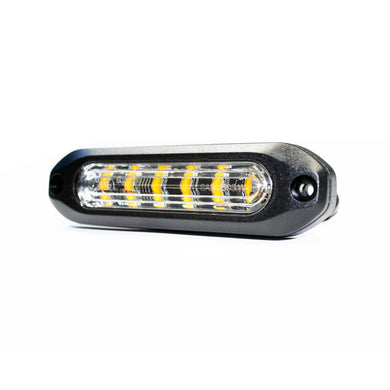 SpeedDemon SAE Compliant Slim Amber Warning Light
