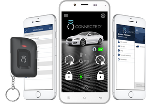 Connected Smartcontrol (Requires Purchase and Install of Remote Starter Module)