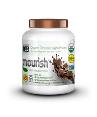 SystemLS™ Nourish RAW Vegan Chocolate