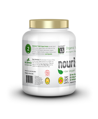 SystemLS™ Nourish RAW Vegan Vanilla