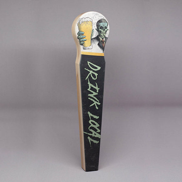 Drink Local Tap Handle