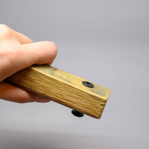 Barrel Stave Handheld Bottle Opener