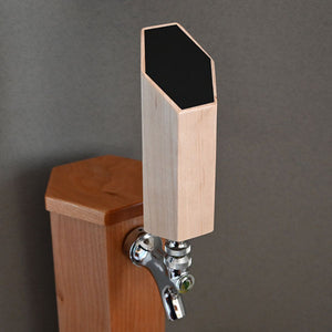 6 Sided Tap Handle with Chalkboard