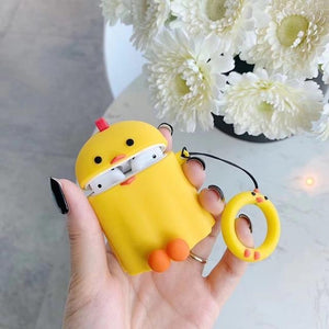 13 Cutest Cartoon Airpods Case
