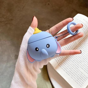 3 Cutest Cartoon Airpods Case