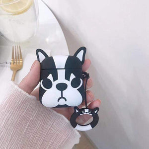 Copper Cutest Cartoon Airpods Case