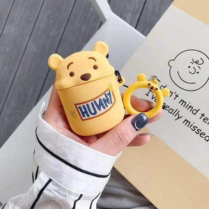 hunny Cutest Cartoon Airpods Case