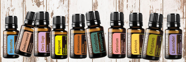 Why DoTERRA vs other oils?