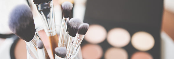 5 Reasons to wash your make-up brushes!
