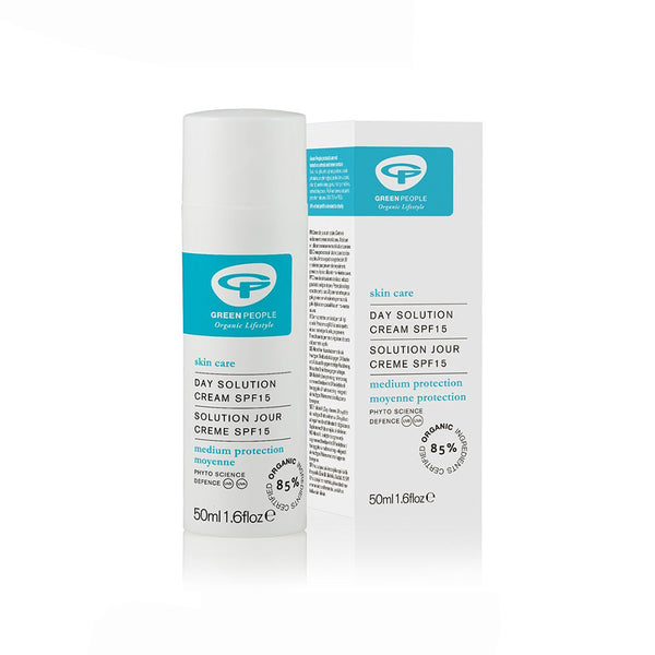 Day Solution Moisturiser with SPF15 UV protection 150ml