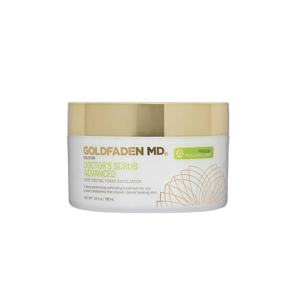 Doctor's Scrub Advanced - Facial Exfoliator 100ml
