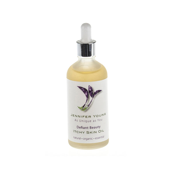 Defiant Beauty Itchy Skin Oil 100g