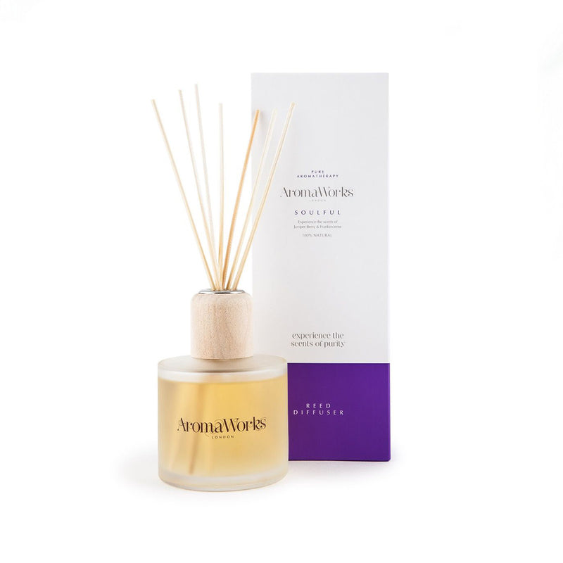 Soulful Reed Diffuser 200ml