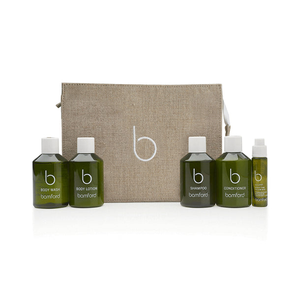 Bath and Body Travel Kit