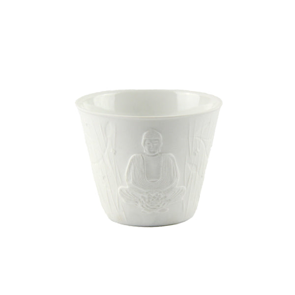 Beautiful Ceramic Buddha Tealight Holder